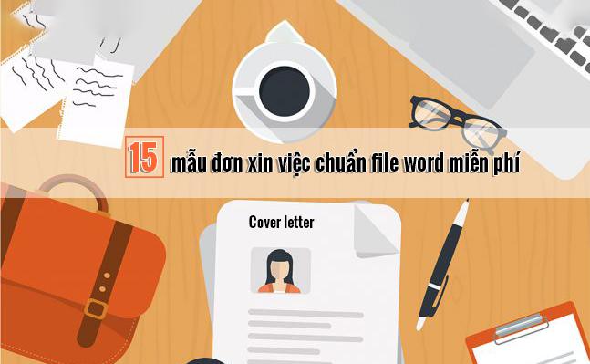 đơn xin việc file word