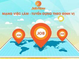 kênh tuyển dụng tìm việc làm JobNow