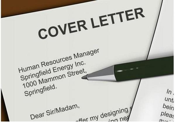 Cách viết thư xin việc chuẩn nhất