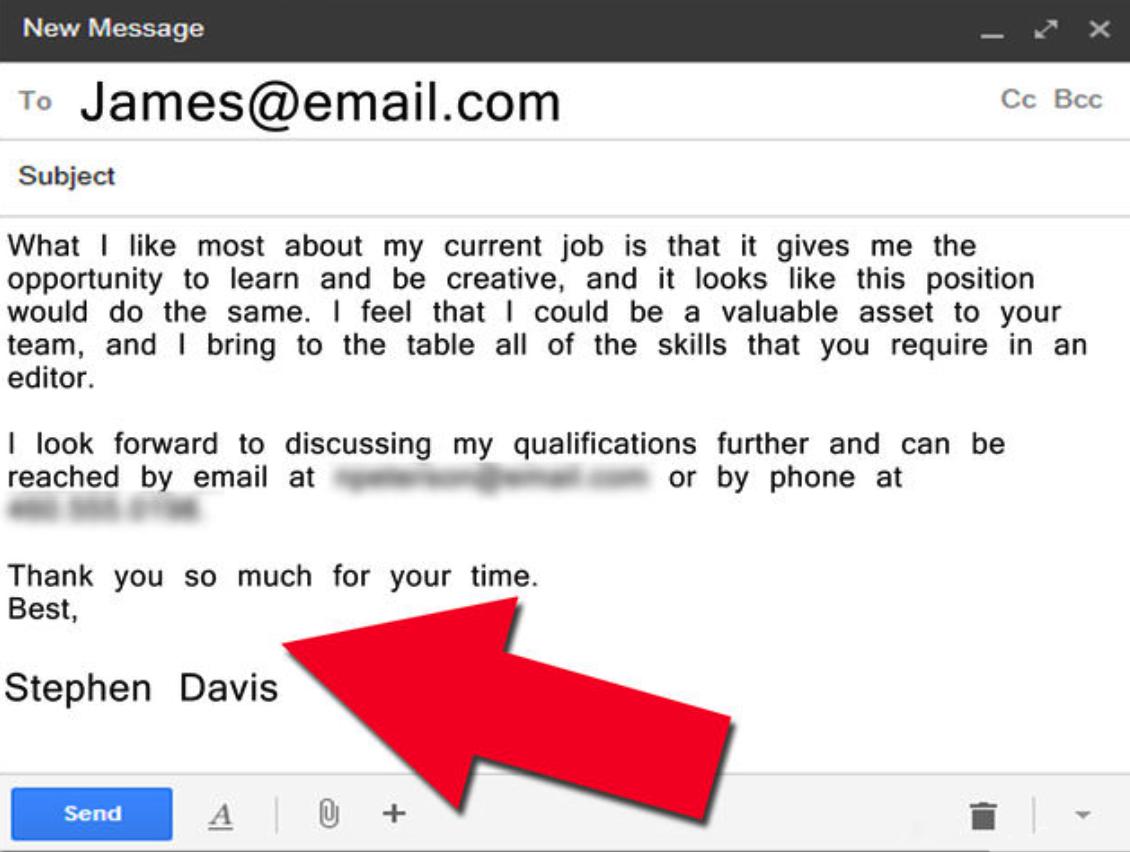 Cách-viết-lời-cám-ơn-khi-viết-đơn-xin-việc-qua-email