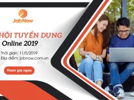 Ngày hội tuyển dụng online