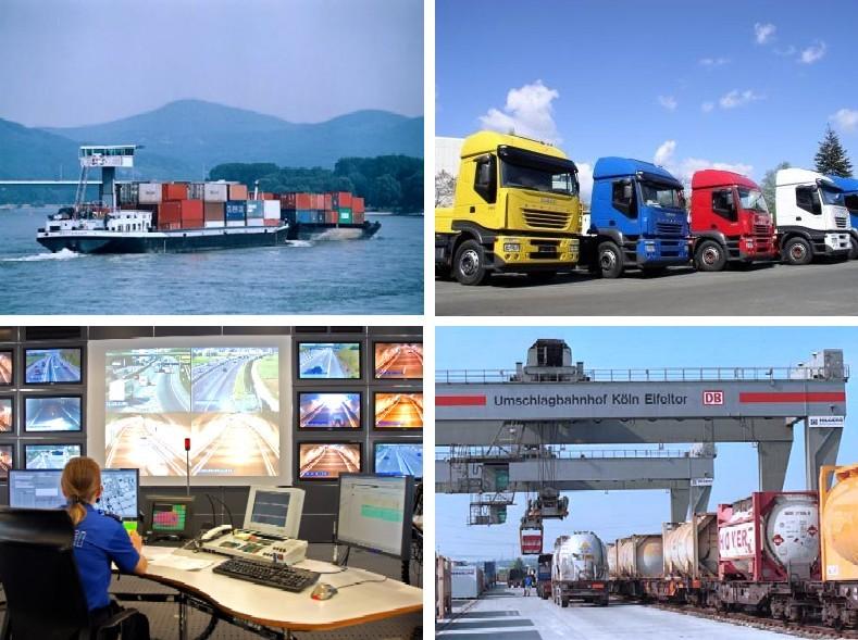 công việc logistic là gì?