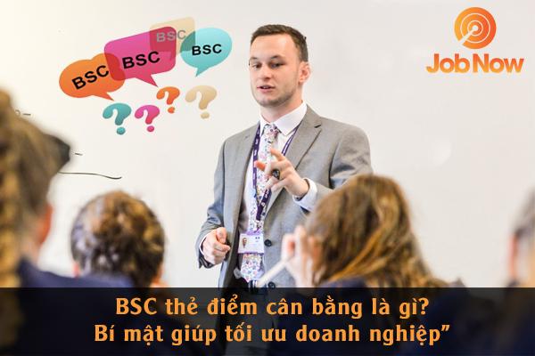 BSC thẻ điểm cân bằng