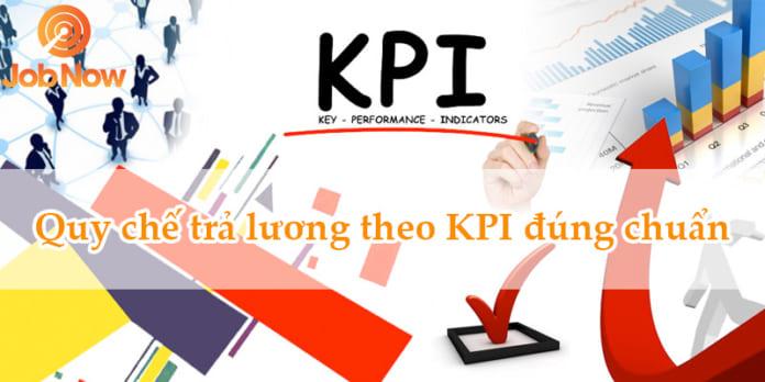 Quy chế trả lương theo KPI