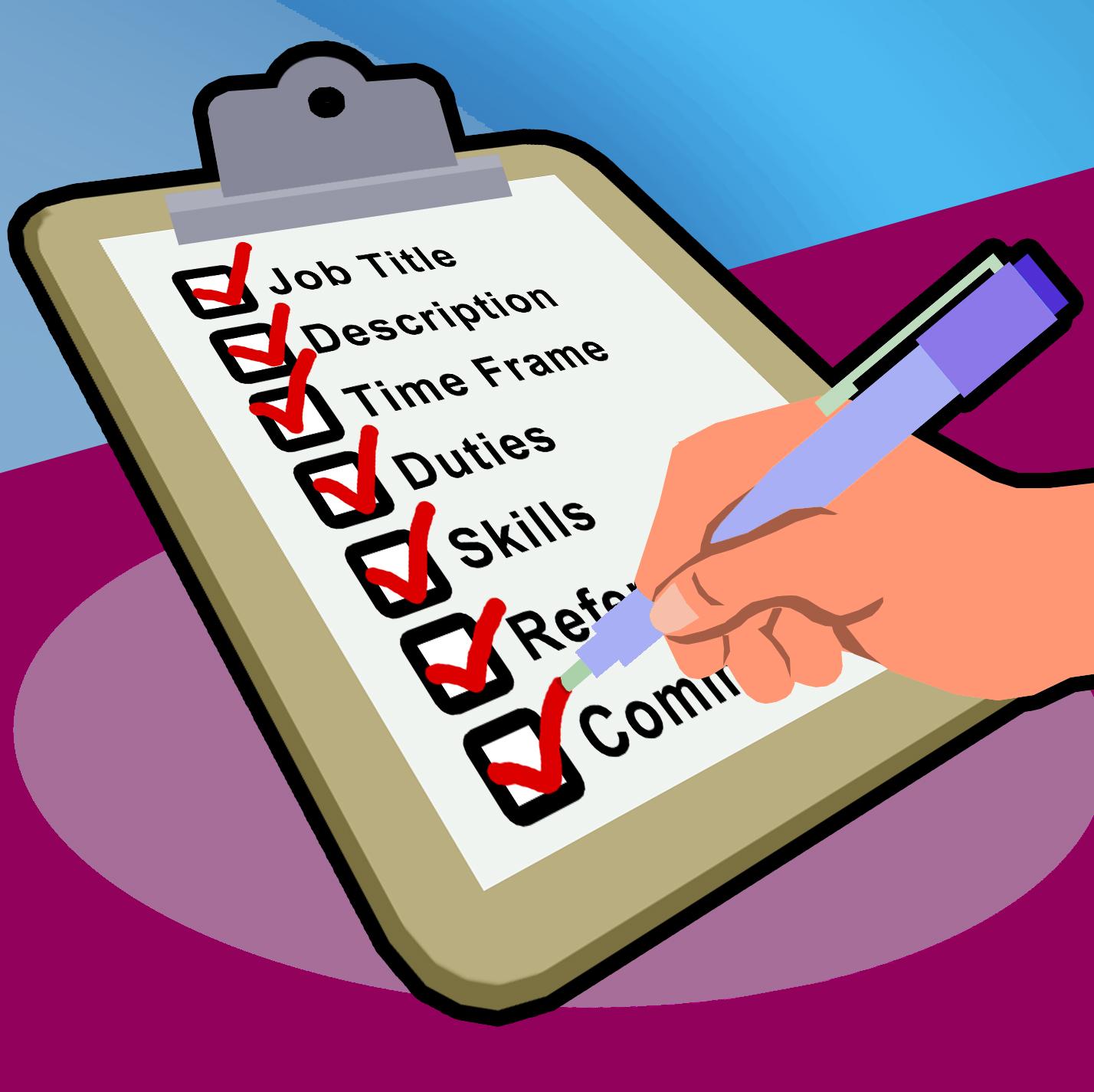 Nội dung JD cụ thể giúp ứng viên dễ dàng cân nhắc