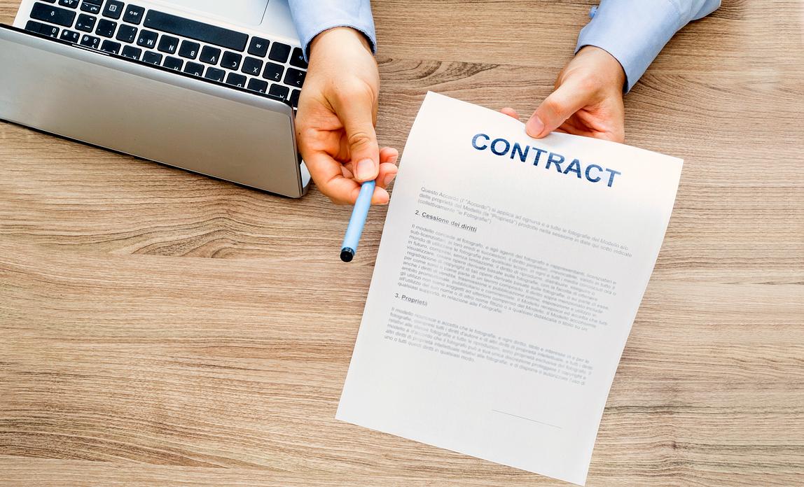 Thông báo chấm dứt hợp đồng lao động