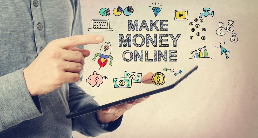 Các cách kiếm tiền trực tuyến