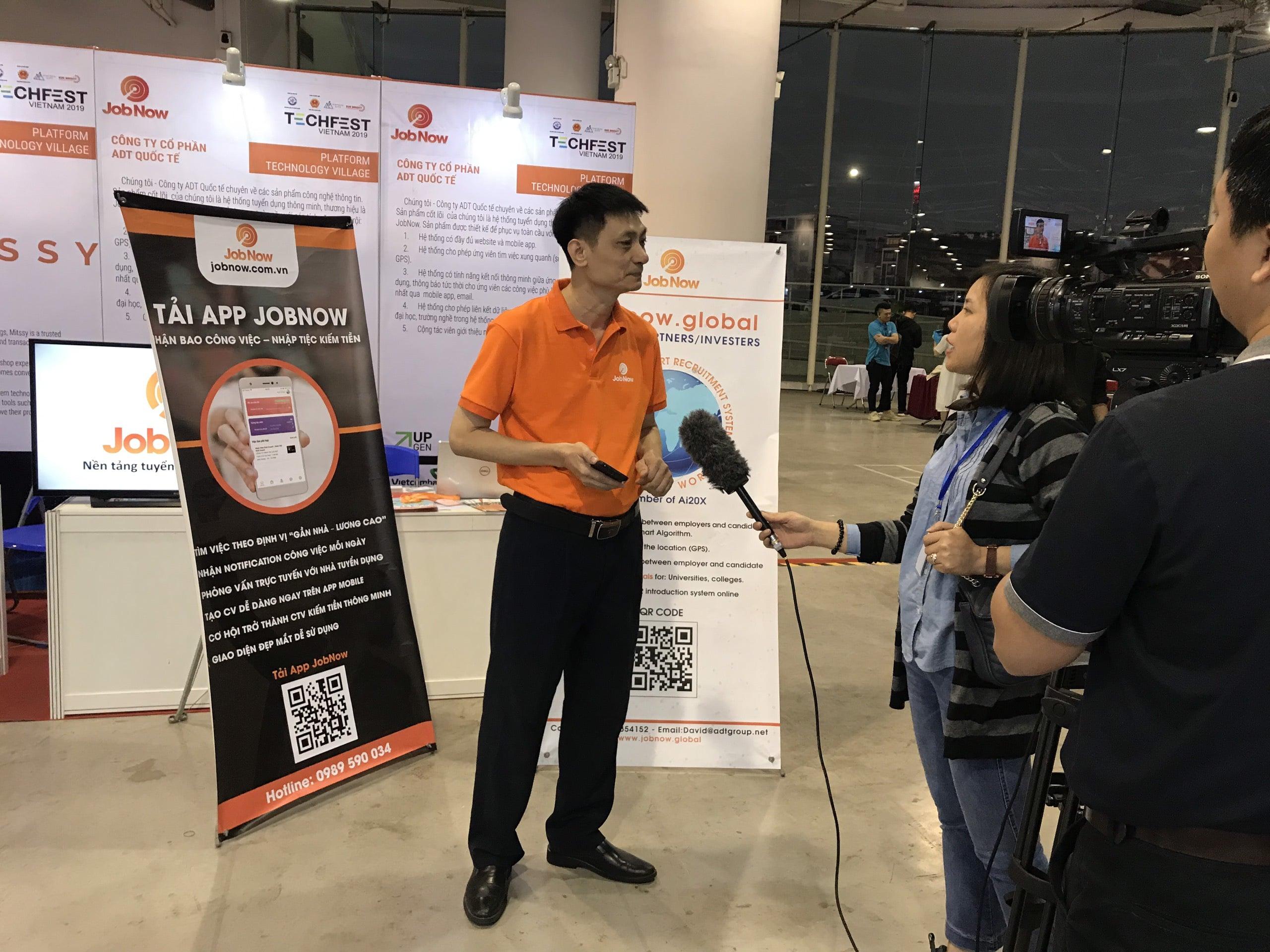 CEO Lê Khắc Hiệp chia sẻ về quá trình khởi nghiệp