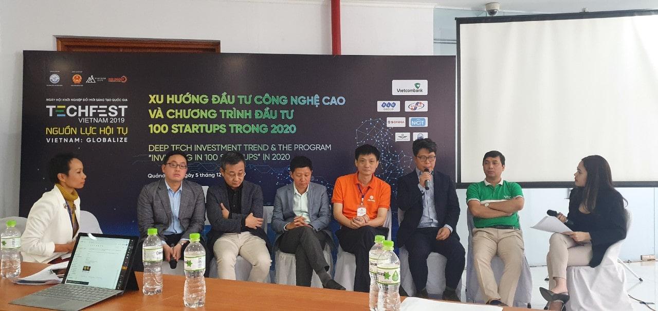 CEO Lê Khắc Hiệp diễn giả tại sự kiện TechFest 2019