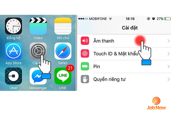 Cài nhạc chuông cho iphone bằng bước 10