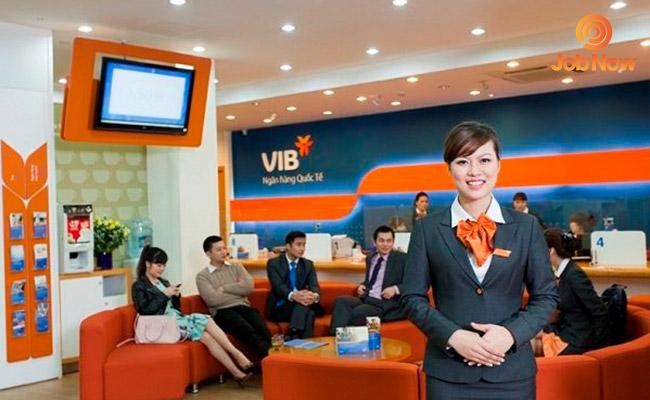 Dịch vụ ngân hàng Quốc tế VIB cung cấp
