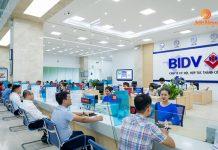 Ngân hàng đầu tư và phát triển BIDV