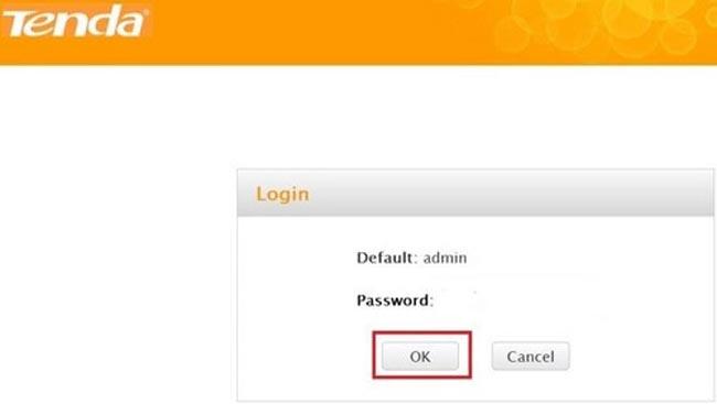 cách đổi mật khẩu wifi tenda trên máy tính