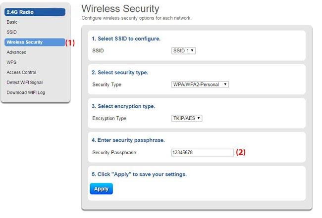 đổi mật khẩu wifi fpt trên máy tính