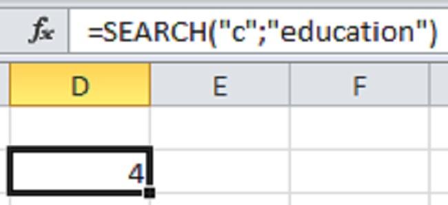 excel hàm search
